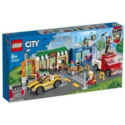 LEGO® City Shopping Street 60306