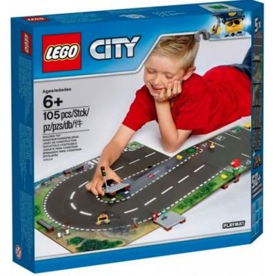 LEGO® City Playmat 853656