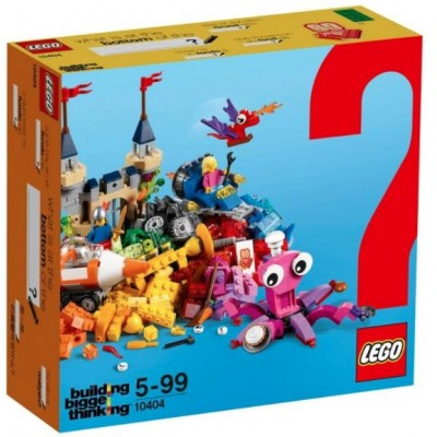 LEGO® Classic Ocean's Bottom 10404