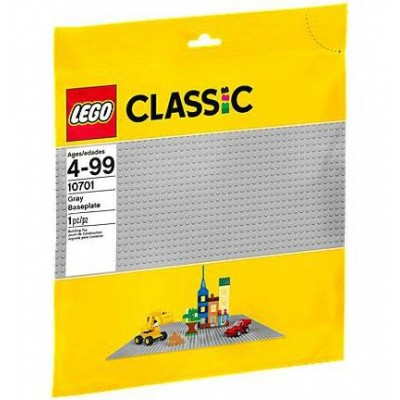 LEGO® X-Large Grey Baseplate