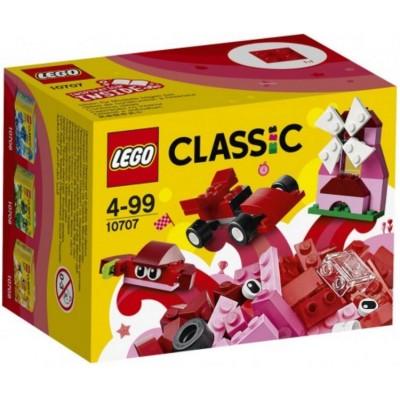 LEGO® Classic Red Creativity Box 10707