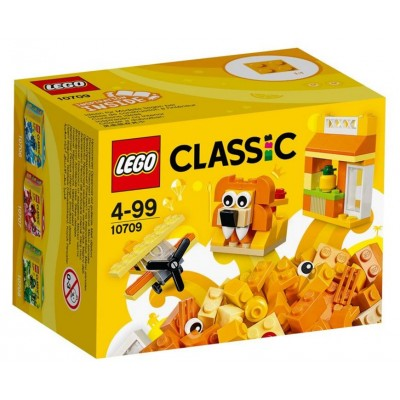LEGO® Classic Orange Creativity Box