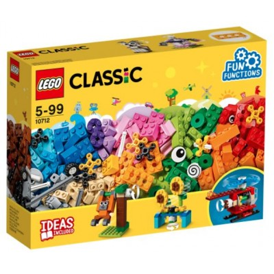 LEGO® Classic Bricks and Gears 10712