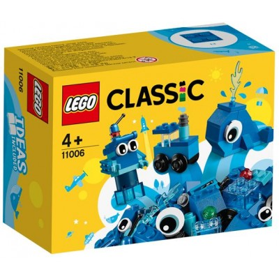 LEGO® Classic Creative Blue Bricks 11006