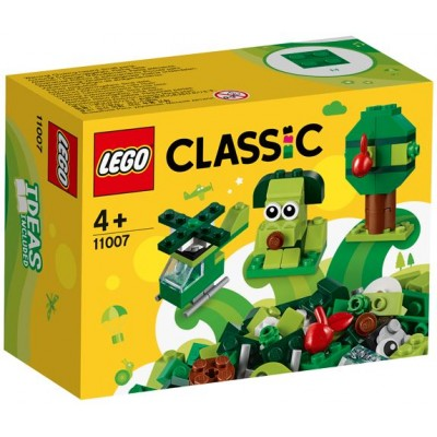 LEGO® Classic Creative Green Bricks 11007