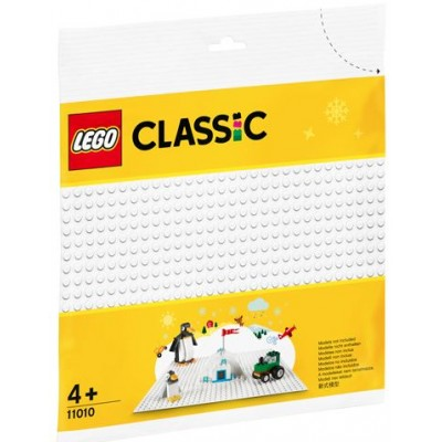 LEGO® Classic White Baseplate 11010