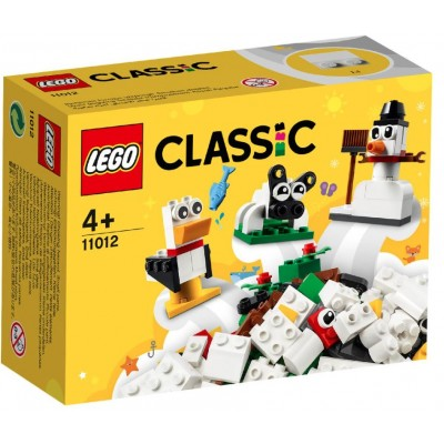 LEGO® Classic Creative White Bricks 11012