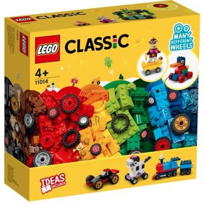 LEGO® Classic Bricks and Wheels 11014