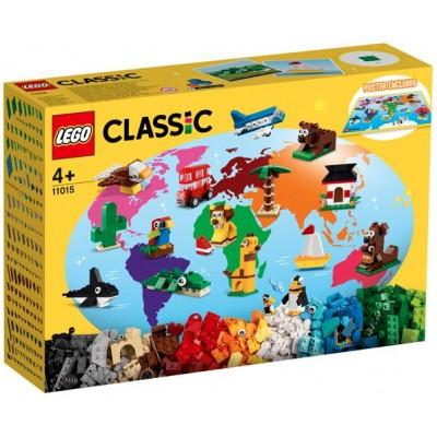 LEGO® Classic Around the World 11015