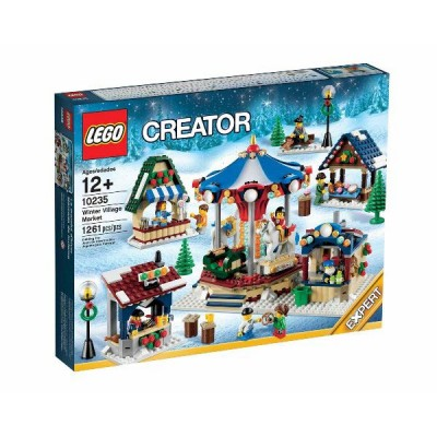 LEGO® Creator Winter Village Market 10235 HTF