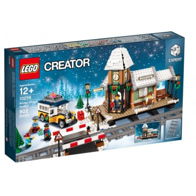 LEGO® Creator Winter Village Station 10259