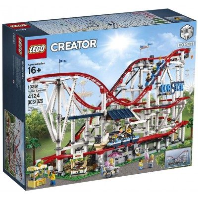 LEGO® Creator Expert Roller Coaster 10261