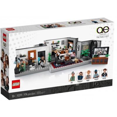 LEGO® Queer Eye – The Fab 5 Loft 10291