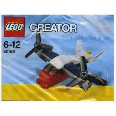 LEGO® Creator Transport Plane - polybag 31089