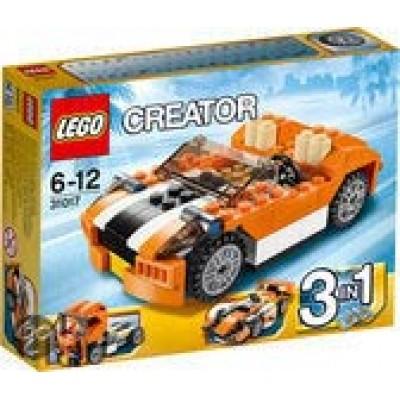 LEGO® Creator Sunset Speeder 31017