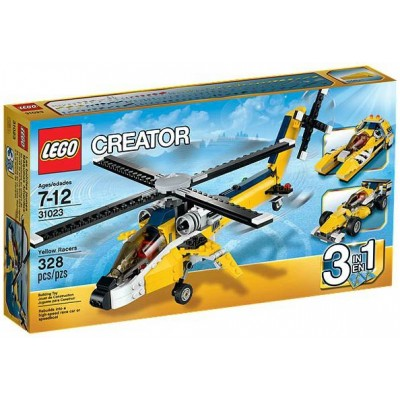 LEGO® Yellow Racers 31023