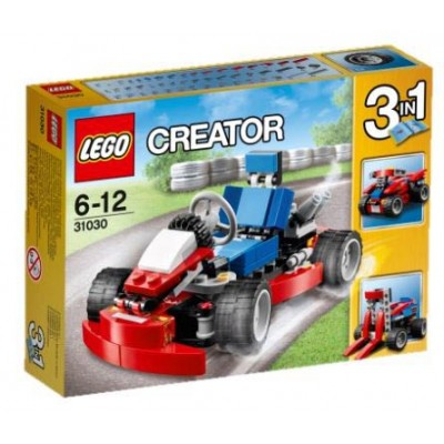 LEGO® Creator Red Go-Kart 31030