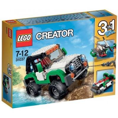 LEGO® Creator Adventure Vehicles 31037
