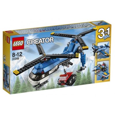 LEGO® Creator Twin Spin Helicopter 31049