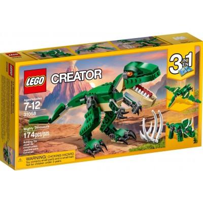LEGO® Creator Mighty Dinosaurs 31058