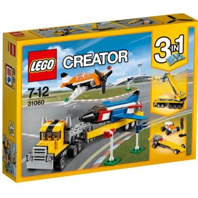 LEGO® Creator Airshow Aces 31060