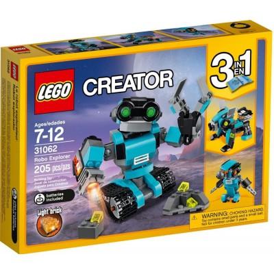 LEGO® Creator Robo Explorer 31062