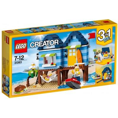 LEGO® Creator Beachside Vacation 31063