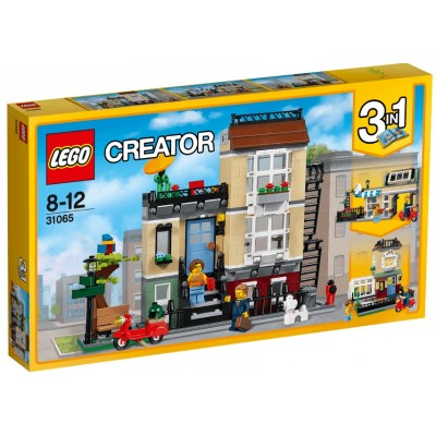 LEGO® Creator Park Street Townhouse 31065