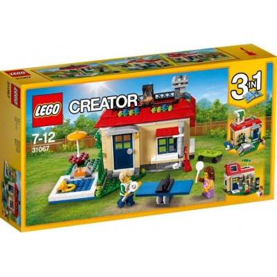 LEGO® Creator Modular Poolside Holiday 31067