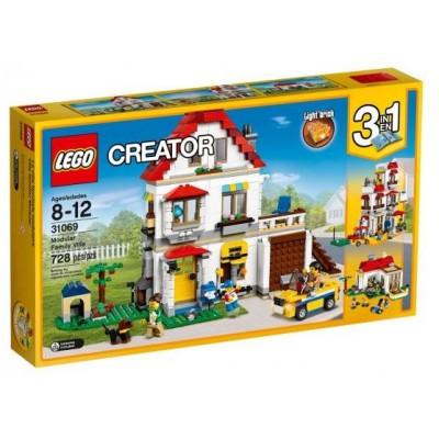 LEGO® Creator Modular Family Villa 31069