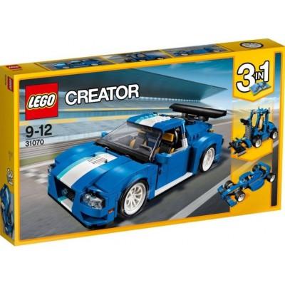 LEGO® Creator Turbo Track Racer 31070