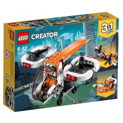 LEGO® Creator Drone Explorer 31071