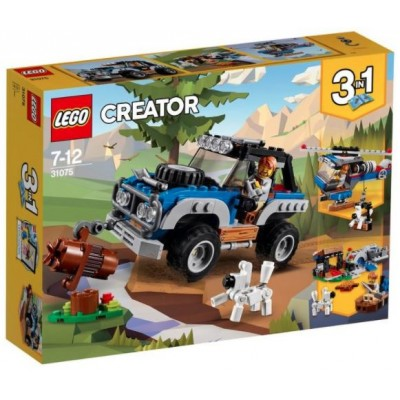 LEGO® Creator Outback Adventures 31075