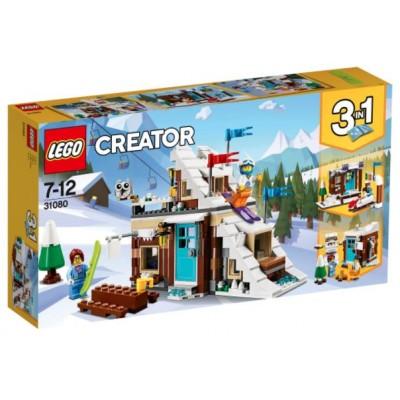 LEGO® Creator Modular Winter Vacation 31080