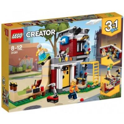 LEGO® Creator Modular Skate House 31081