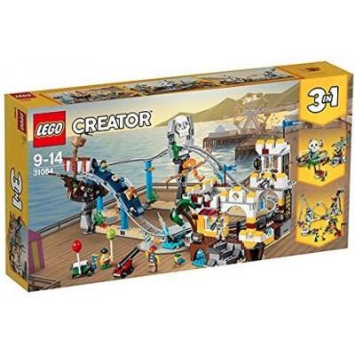 LEGO® Creator Pirate Roller Coaster 31084