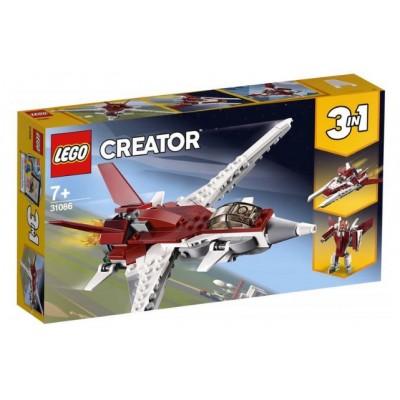 LEGO® Creator Futuristic Flyer 31086