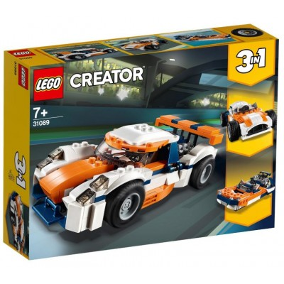 LEGO® Creator Sunset Track Racer 31089