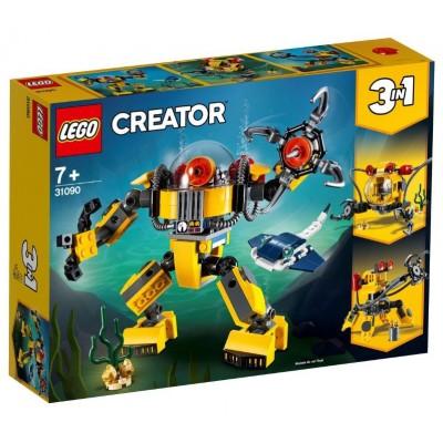 LEGO® Creator Underwater Robot 31090