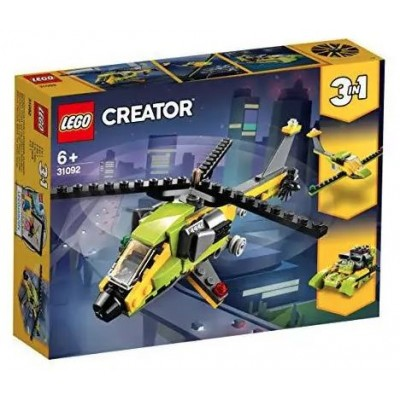 LEGO® Creator 3in1 Helicopter Adventure 31092