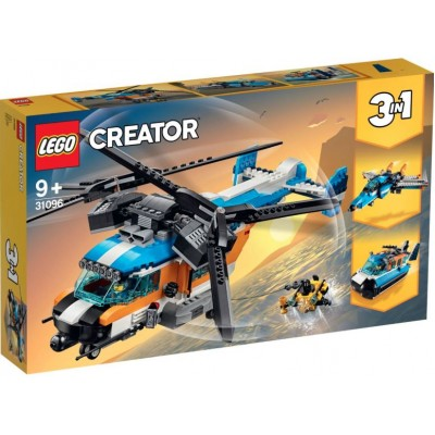 LEGO® Creator Twin Rotor Helicopter 31096