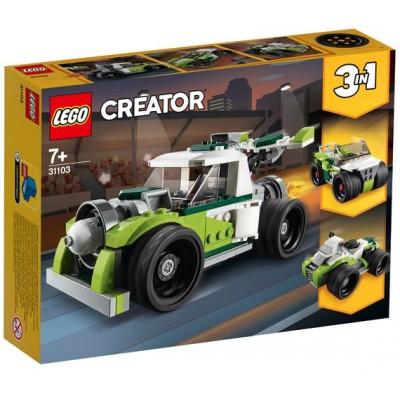 LEGO® Creator 3in1 Rocket Truck 31103