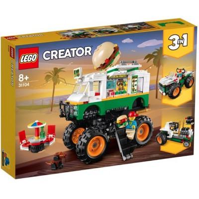 LEGO® Creator 3in1 Monster Burger Truck 31104