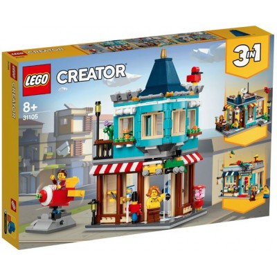 LEGO® Creator 3in1Townhouse Toy Store 31105