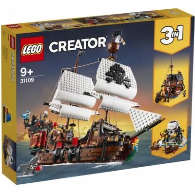 LEGO® Creator 3in1 Pirate Ship 31109