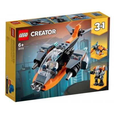 LEGO® Creator 3in1 Cyber Drone 31111