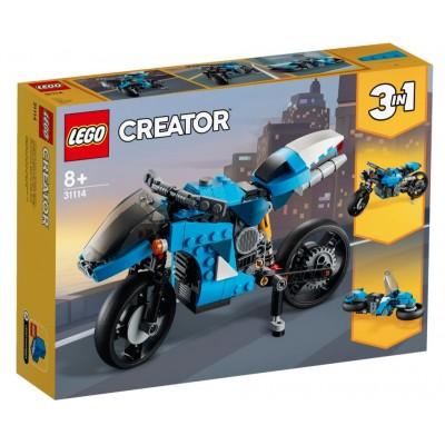 LEGO® Creator 3in1 Superbike 31114