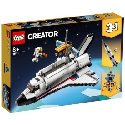 LEGO® Creator 3in1 Space Shuttle Adventure 31117