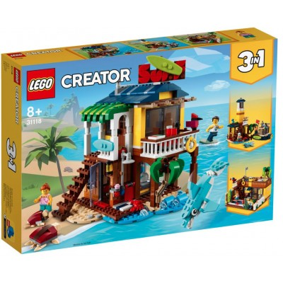 LEGO® Creator 3in1 Surfer Beach House 31118