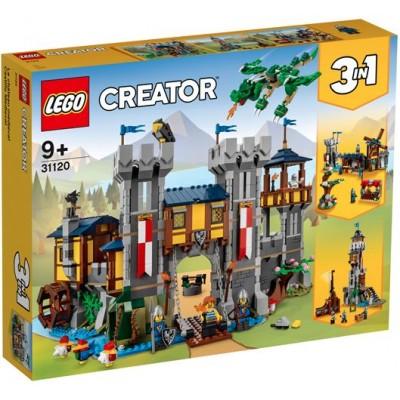 LEGO® Creator 3in1 Medieval Castle 31120